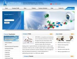 Shijiazhuang Aopharm Import & Export Trading Co, Ltd China