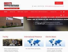 Electro computer warehouse United States Company Report ExportBureau
